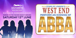 Stars of London's West End perform an Evening of Abba