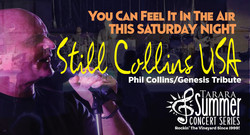 Still Collins Usa - The Phil Collins/Genesis Experience
