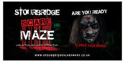 Stourbridge Scare Maze