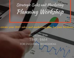 Strategic Sales and Marketing Planning Workshop