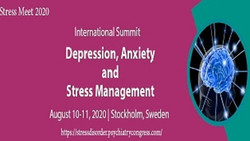 Stress Conferences 2020| Depression Conference| Anxiety Meetings| in St