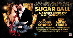 Sugar Ball Halloween Masquerade