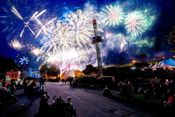 Summer Family Fun and Fireworks at Flambards