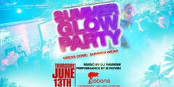 Summer Glow Party