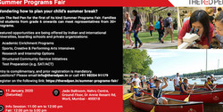 Summer Programs Fair