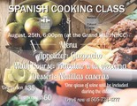 Summer Recipes - Spanish Cooking Class