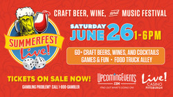 Summerfest Live! Craft Beer and Wine Festival