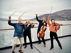 Sunday Concerts: Engegard Quartet