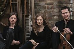 Sunday Concerts: Fidelio Trio