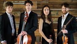 Sunday Concerts: Ruisi Quartet