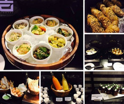 Sunday Dinner Buffet with Live Counter @Rs. 699 + Gst