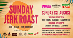 Sunday Jerk Roast at The Tramshed Project with Original Flava, King Tubby's, Kiko Bun