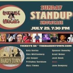 Sunday Standup Showcase