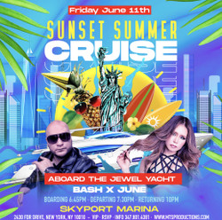 Sunset Summer Cruise at Jewel Yacht in Nyc