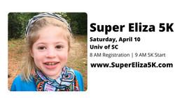 Super Eliza 5k on 4/10 at Usc