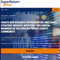 Superreturn Africa - Private Equity, Venture Capital