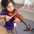 Suzuki Violin Lessons for 2 - 6 Year Olds