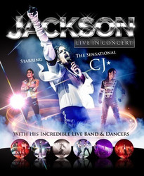 Sweeney Entertainments Presents Jackson Live in Concert