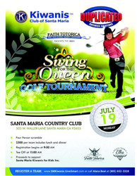 Swing for the Queen Golf Tournament