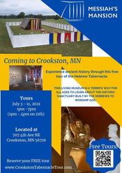 Tabernacle Tour- Messiah's Mansion