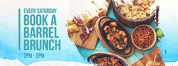 Tailgate Brunch in Barsha Heights every friday at 2pm for only 229aed