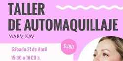Taller de Automaquillaje. Mary Kay