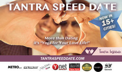 Tantra Speed Date - Calgary! (Canada Debut!)