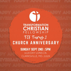 Tcf Church Anniversary