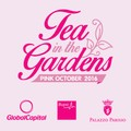 Tea In the Gardens in aid of Pink October 2016