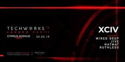 Techworks Launch Party