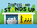 Teepeeland Stands Up _ English Comedy Show _ #Boathouse