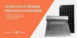 Tendencias en energía alternativa sustentable