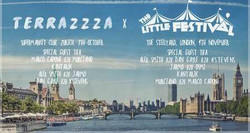 Terrazzza Meets The Little Festival at Supermarket in Zurich