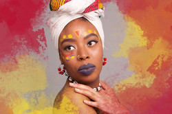 Teshay Makeda - the Empress of Roots and Soul