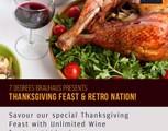 Thanksgiving Feast & Retro Nation