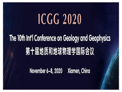 The 10th Int'l Conference on Geology and Geophysics (icgg 2020)