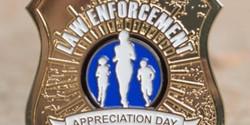 The 2018 Law Enforcement Appreciation 5k - Chattanooga