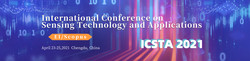 The 2021 International Conference on Sensing Technology and Applications(ICSTA 2021)