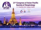 The 21st Congress of the Asian Pacific Society of Respirology