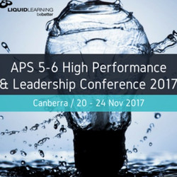 The 2nd Aps 5-6 High Performance & Leadership Conference 2017