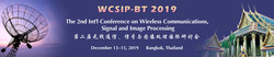 The 2nd Int'l Conference on Wireless Communications, Signal and Image Processing (wcsip-bt 2019)