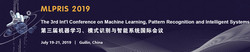 The 3rd Int'l Conference on Machine Learning, Pattern Recognition and Intelligent Systems