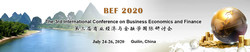 The 3rd International Conference on Business Economics and Finance (bef 2020)
