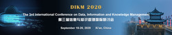 The 3rd International Conference on Data, Information and Knowledge Management (dikm 2020)