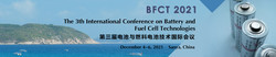 The 3th Int'l Conference on Battery and Fuel Cell Technologies (bfct 2021)