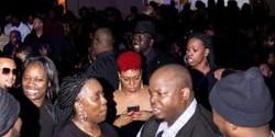 The 4th Annual All Black Affair