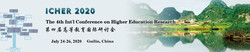 The 4th Int'l Conference on Higher Education Research (icher 2020)