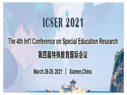 The 4th Int'l Conference on Special Education Research (icser 2021)