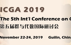 The 5th Int'l Conference on Groups and Algebras (icga-n 2019)