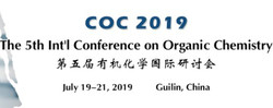 The 5th Int'l Conference on Organic Chemistry (coc 2019)
